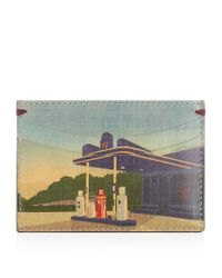 Paul Smith | Multicolor Petrol Station Card Holder for Men | Lyst
