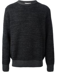 Soulland | Black 'ricketts' Jumper for Men | Lyst