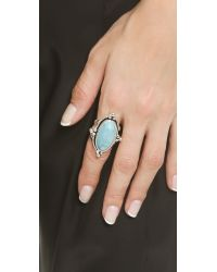Samantha Wills - Blue Grace Of Your Love Ring - Turquoise - Lyst