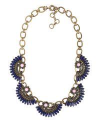 Ziba | Black Beatriz Necklace | Lyst