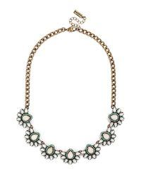 BaubleBar - Metallic Arabian Nights Collar - Lyst