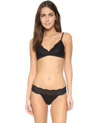 Cosabella - Green Dolce Thong 3 Pack - Lyst