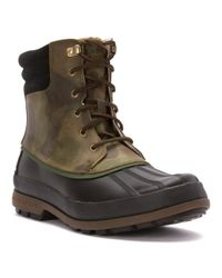 Sperry Top-Sider | Green Cold Bay Boot for Men | Lyst