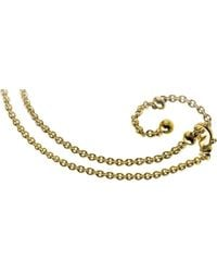 BVLGARI | Catene 18ct Yellow-gold Chain Necklace | Lyst