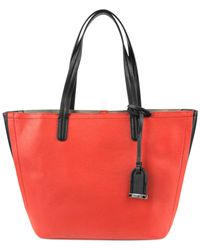 Kenneth Cole Reaction - Red Clean Slate Medium Shopper - Lyst