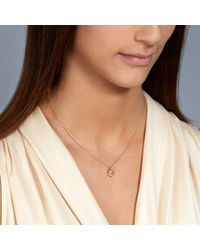 Dinny Hall - Metallic Toro Loop Pendant - Lyst