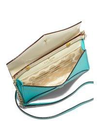 kate spade new york - Black Gold Coast Christy Shoulder Bag - Lyst