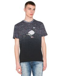Staple | Black Fury S/s Pigeon Tee for Men | Lyst