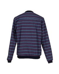 Libertine-Libertine - Blue Jacket for Men - Lyst