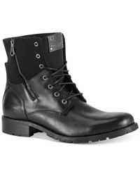 Marc New York | Black Vesey Boots for Men | Lyst