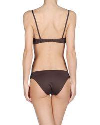 Annaclub by La Perla - Brown Bikini - Lyst