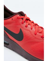 Nike | Air Max Tavas Red Trainers for Men | Lyst