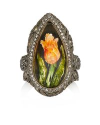 Sevan Biçakci | Orange Theodora Ring | Lyst