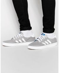 Adidas Originals | Gray Trainers Kiel for Men | Lyst