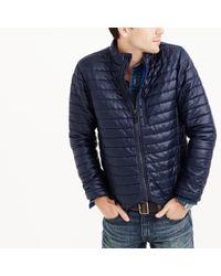 J.Crew - Blue Primaloft Jacket for Men - Lyst