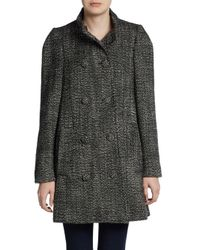 Stella McCartney | Black Coat | Lyst