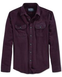 American Rag - Red Joan Long-sleeve Shirt for Men - Lyst