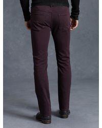 John Varvatos | Black Bowery Jean for Men | Lyst