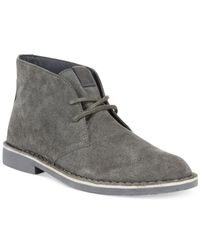 Tommy Hilfiger - Gray Monroe Chukka Boots for Men - Lyst