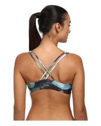 Onzie | Multicolor Crisscross Bra Top | Lyst