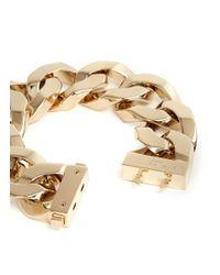 Givenchy - Metallic Chain Bracelet - Lyst