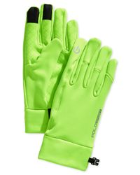 Polo Ralph Lauren | Green All-weather Gloves for Men | Lyst