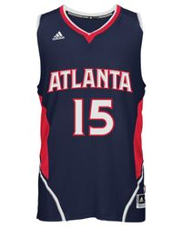 Adidas - Blue Men'S Al Horford Atlanta Hawks Swingman Jersey for Men - Lyst