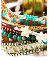 Hipanema - Brown 'chihiro' Bracelet - Lyst
