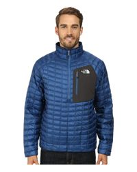The North Face | Blue Thermoball™ Pullover for Men | Lyst