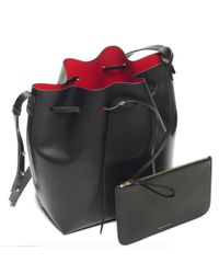 Mansur Gavriel | Black Bucket Bag | Lyst