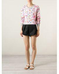 Markus Lupfer | Pink Allover Print Sweatshirt | Lyst