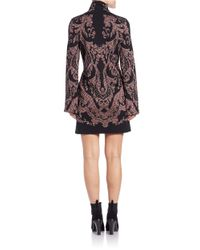 Free People | Black Modern Lover Printed Dress | Lyst