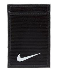 Nike | Black 'tech Essentials' Magic Wallet for Men | Lyst