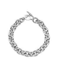 Amanda Wakeley - Metallic Chunky Silver Necklace - Lyst