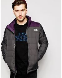 The North Face - Purple La Paz Down Jacket for Men - Lyst