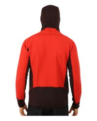 Patagonia - Red Dual Aspect Hoody for Men - Lyst