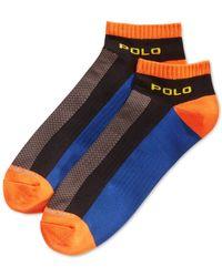 Polo Ralph Lauren | Multicolor Men's Neon Sports Socks for Men | Lyst