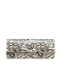 Moda In Pelle | Black Ellaclutch Matchmate Handbag | Lyst