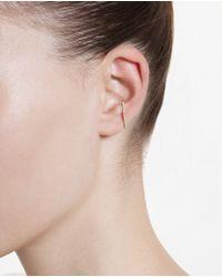Maria Black - Metallic Revier Diamond Ear Cuff - Lyst