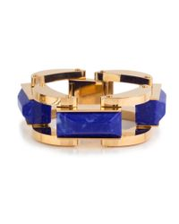 Lele Sadoughi | Milky Way Bracelet, Atlantic Blue | Lyst