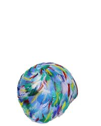 Borsalino - Multicolor Parasisol Fascinator With Feathers for Men - Lyst