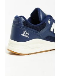New Balance | Blue 530 Gumsole Running Sneaker for Men | Lyst