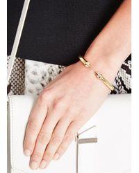 Vita Fede   Metallic Mini Titan Asteria Gold-plated Bracelet   Lyst