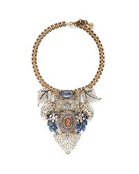 Lulu Frost | Blue 100 Years Vintage Necklace | Lyst