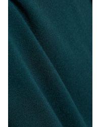 Donna Karan - Blue Cashmere Sweater - Lyst