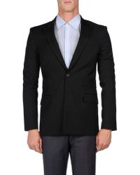 Givenchy - Black Blazer for Men - Lyst