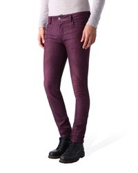 DIESEL | Purple Sleenker 0845k for Men | Lyst