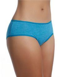 Felina   Blue Sublime Boyleg Panty   Lyst