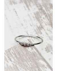 Forever 21 | Metallic Shashi Julia Ring | Lyst
