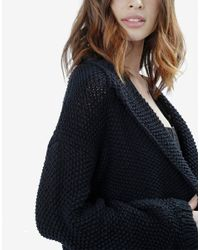 Wool And The Gang | Black Jolie Mimi Cardigan | Lyst